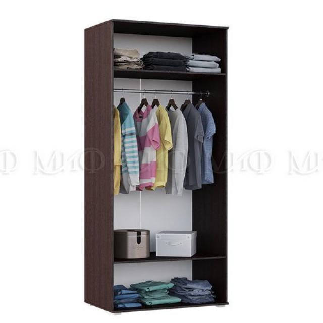 Модульная гостиная Ким - шкаф 2-х створчатый