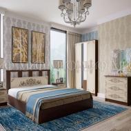 Модульная спальня Жасмин