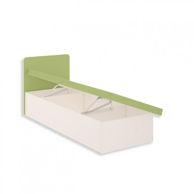 Кровать Геометрия с подъемным механизмом