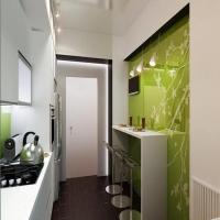 Как выбрать мебель для маленькой кухни?                      5 советов